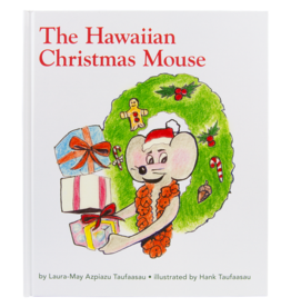 Bess Press Inc The Hawaiian Christmas Mouse