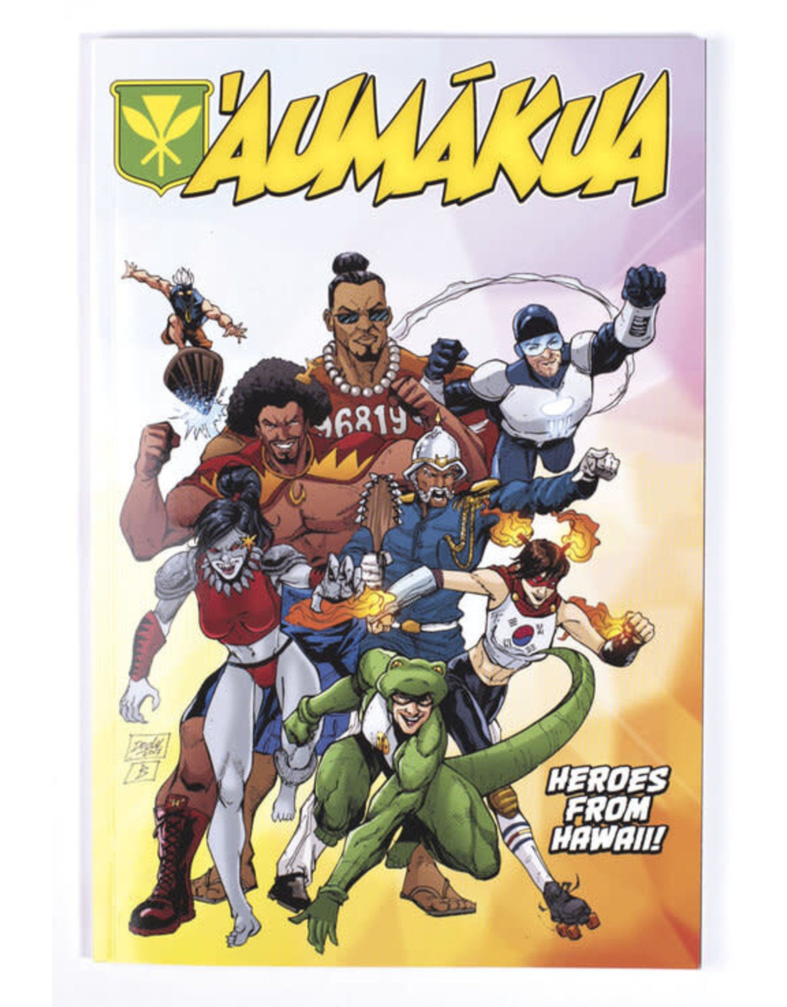 Bess Press Inc Aumakua: Guardians of Hawaii Vol. 1