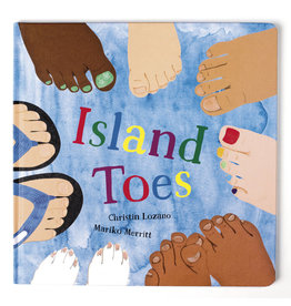Bess Press Inc Island Toes