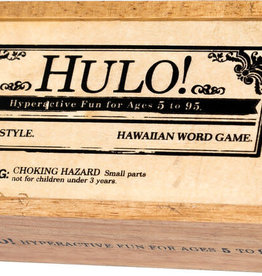 Bess Press Inc HULO! Hawaiian Word Game