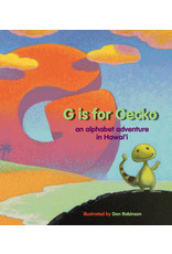 Bess Press Inc G is for Gecko