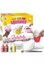 Doodle Hog DIY Paint Your Own Squishies Kit