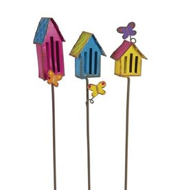 Studio M Mini Butterfly House Picks Set/3 Asst