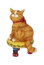 Studio M Mini Cat on Stool