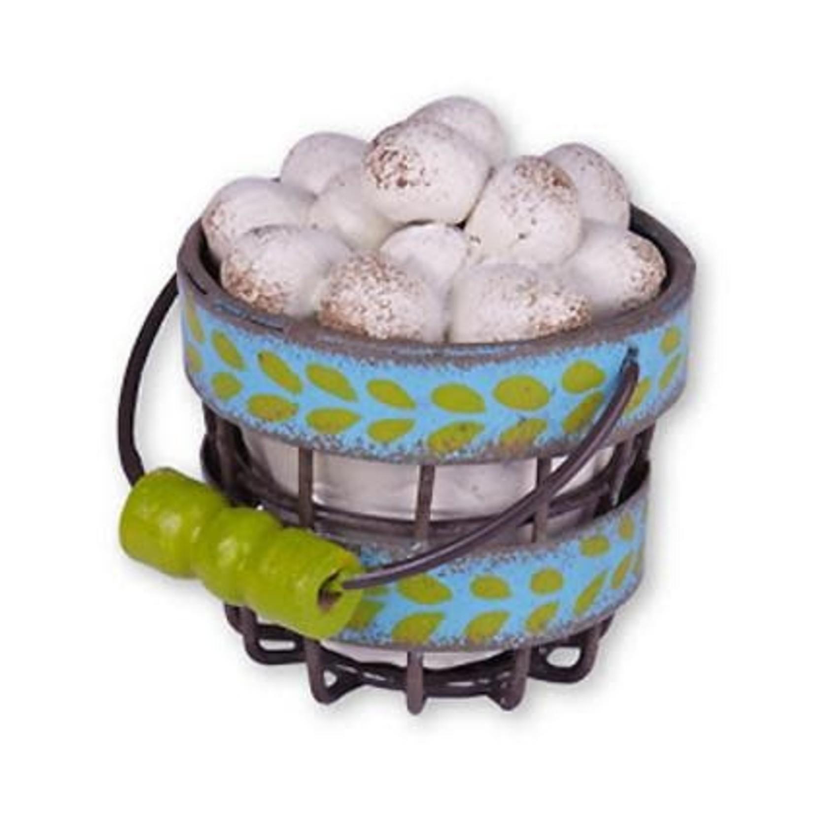 Studio M Mini Egg Basket