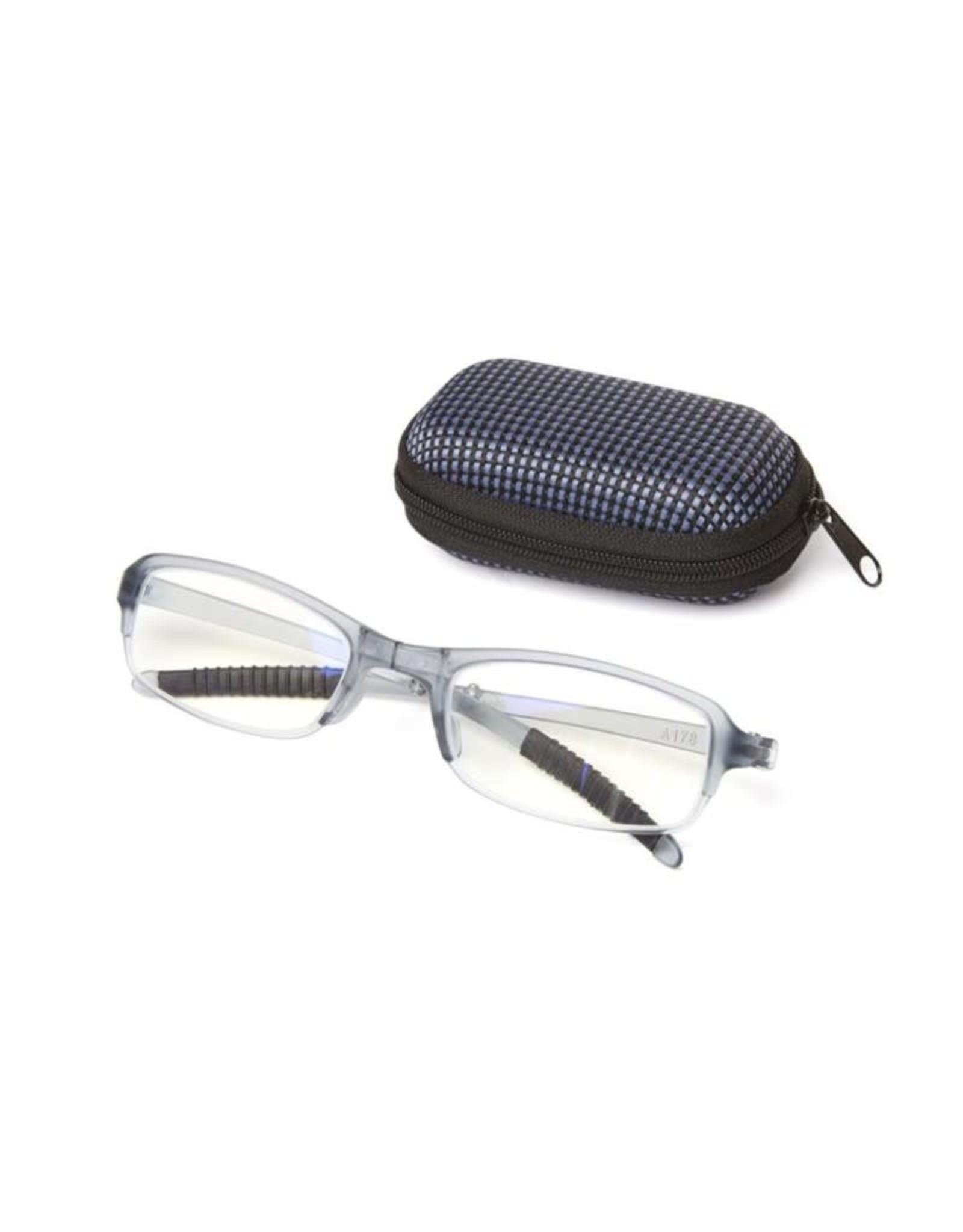 Kikkerland Anti-Blue Folding Glasses