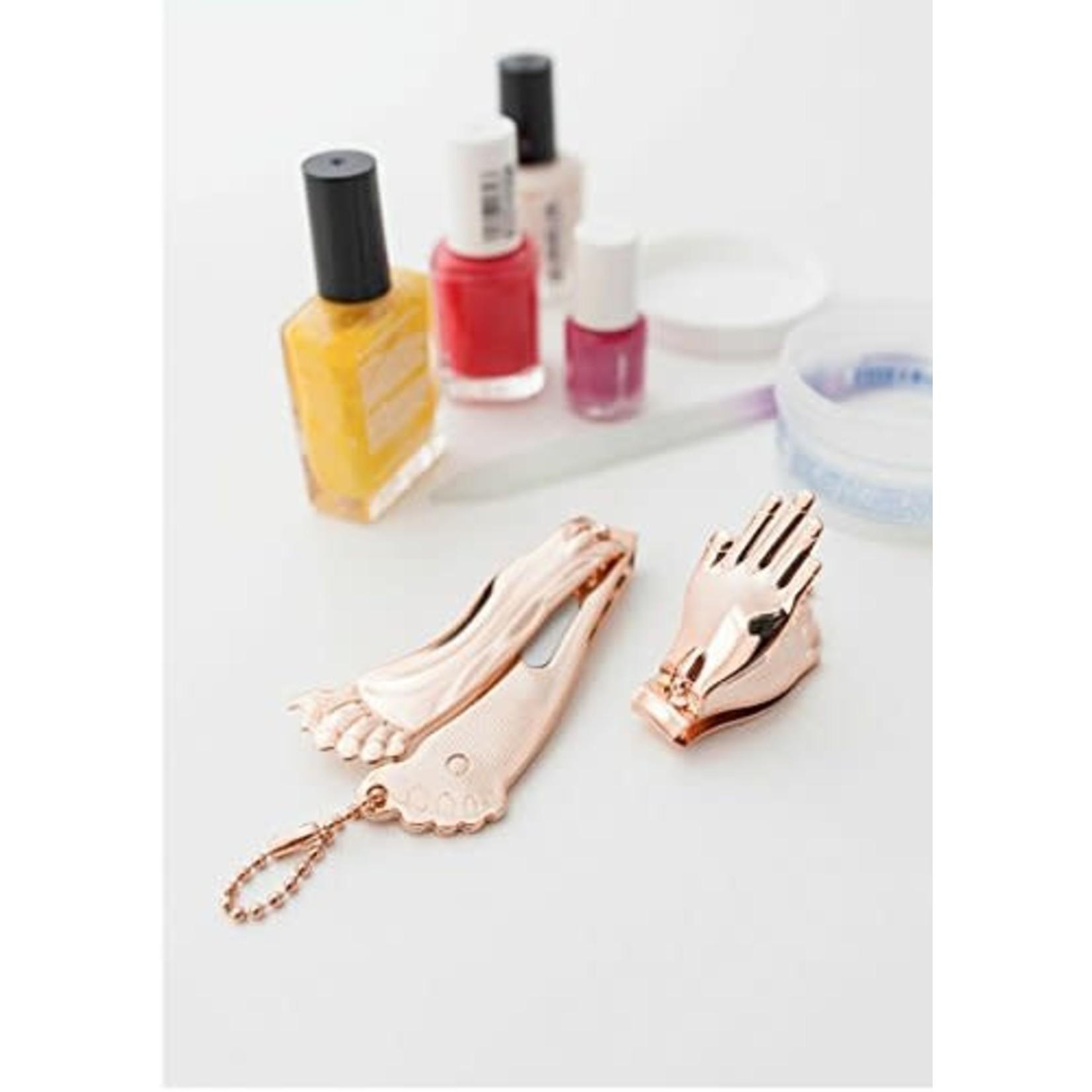 Kikkerland Hand & Foot Clipper - Copper