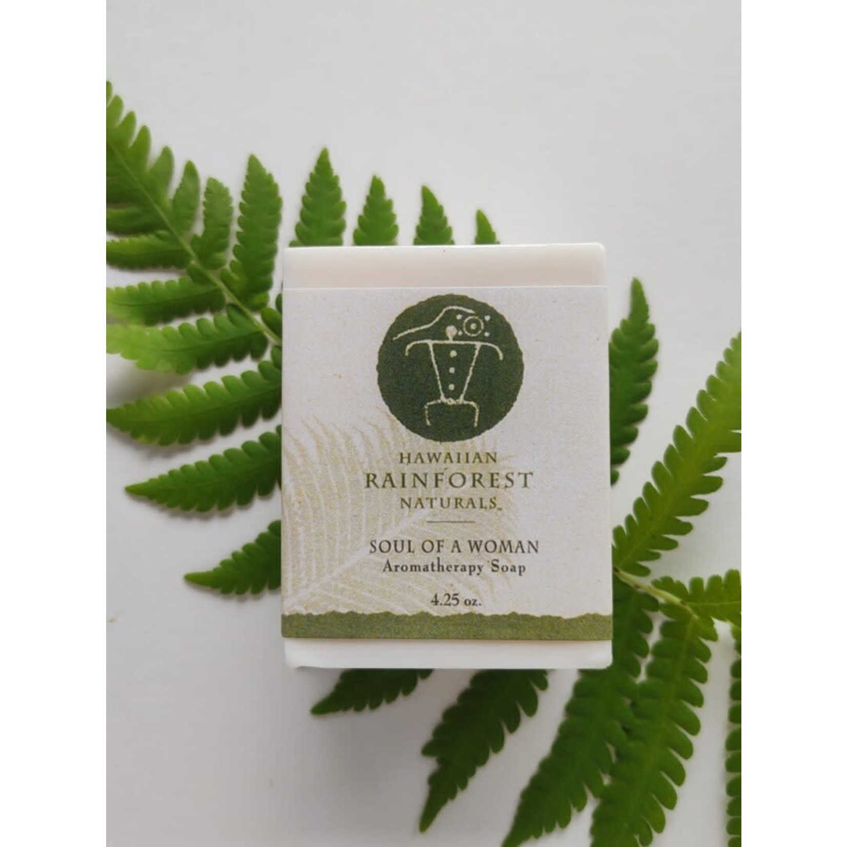 Hawaiian Rainforest Naturals Inc. Soul Of A Woman Aromatherapy Soap