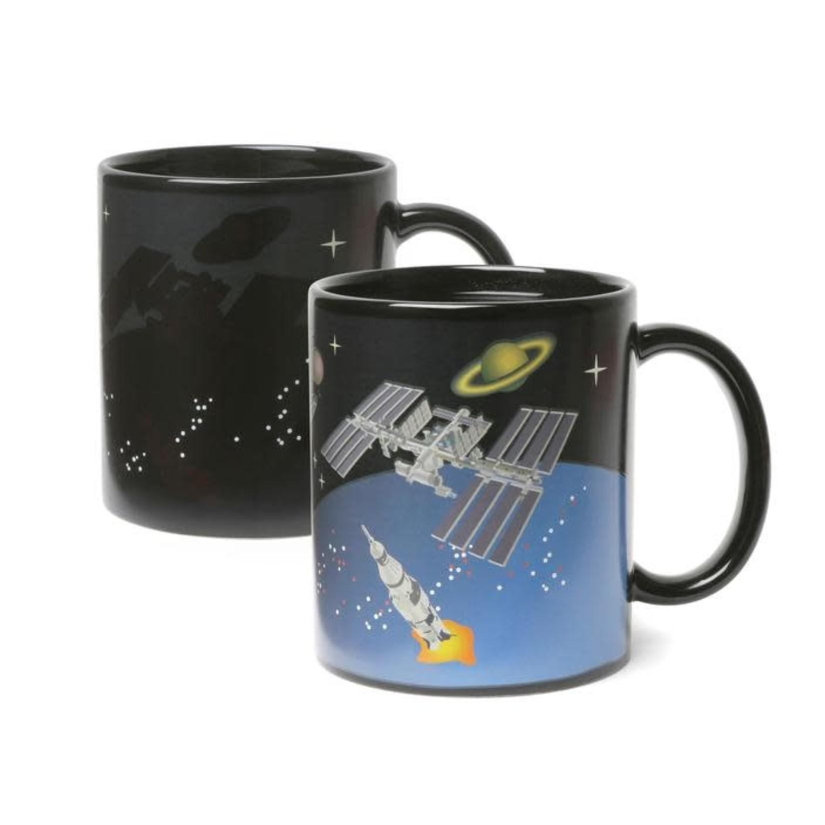 Kikkerland Morph Mug Space