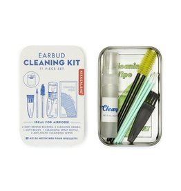 Kikkerland Earbud Cleaning Kit