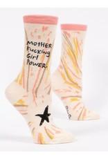 Blue Q BQ Women's Crew Socks: