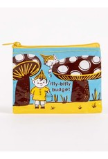 Blue Q BQ Coin Purse
