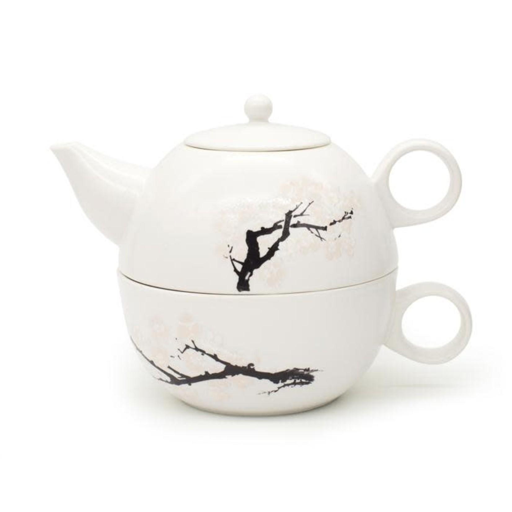 Kikkerland Blossom Morph Teapot