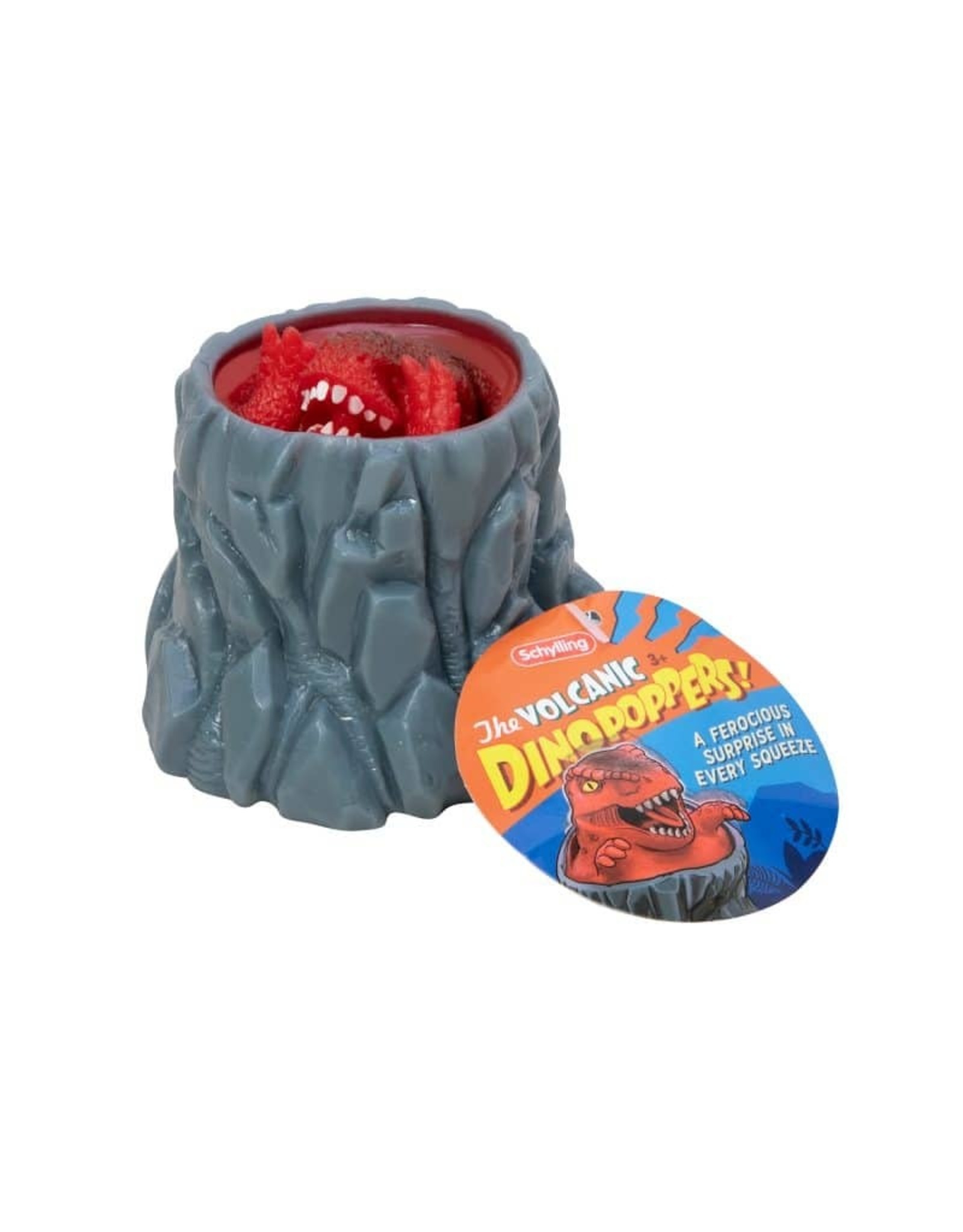 Schylling Volcanic Dino Poppers
