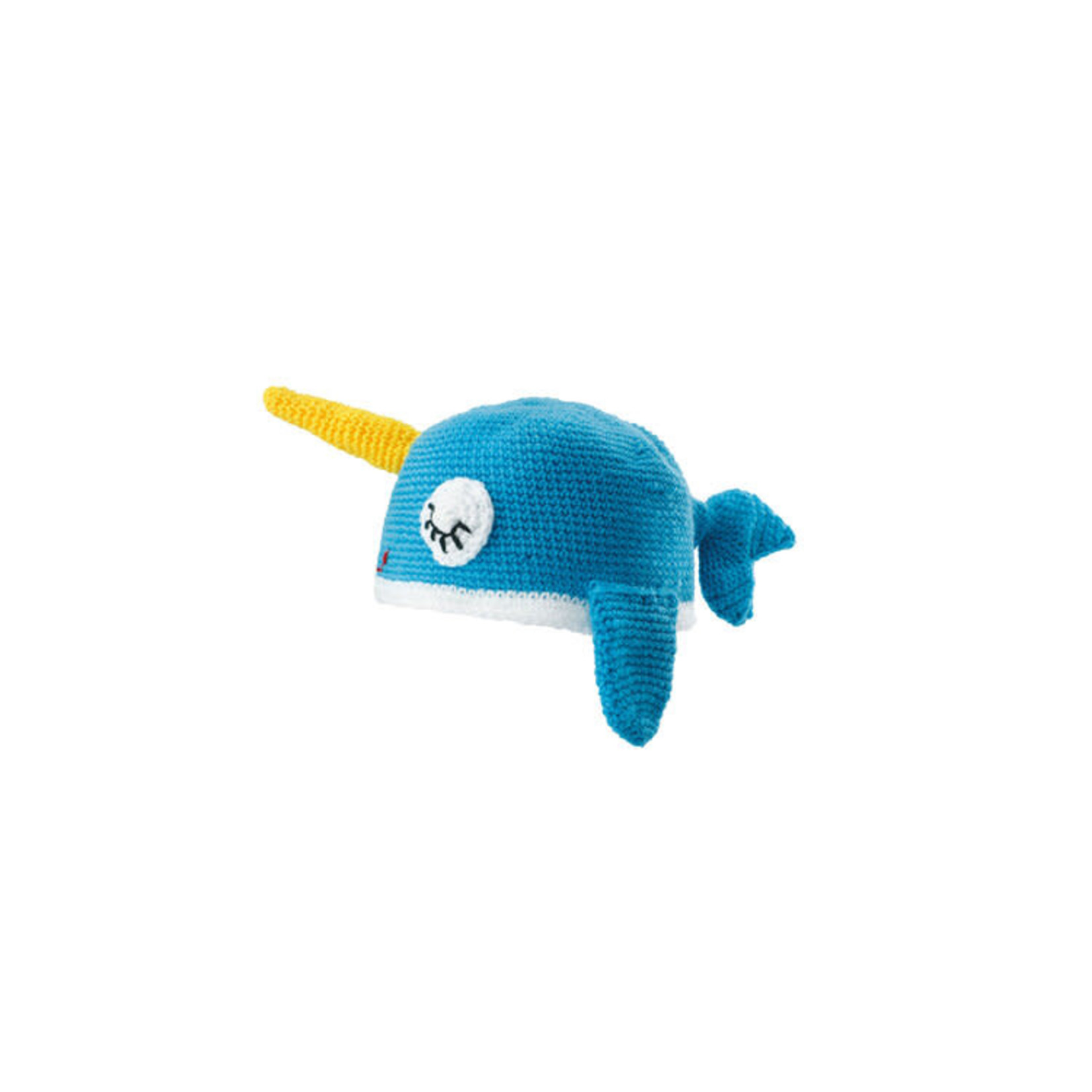 Bright Stripes Sea & Do: Crochet a Narwhal Hat