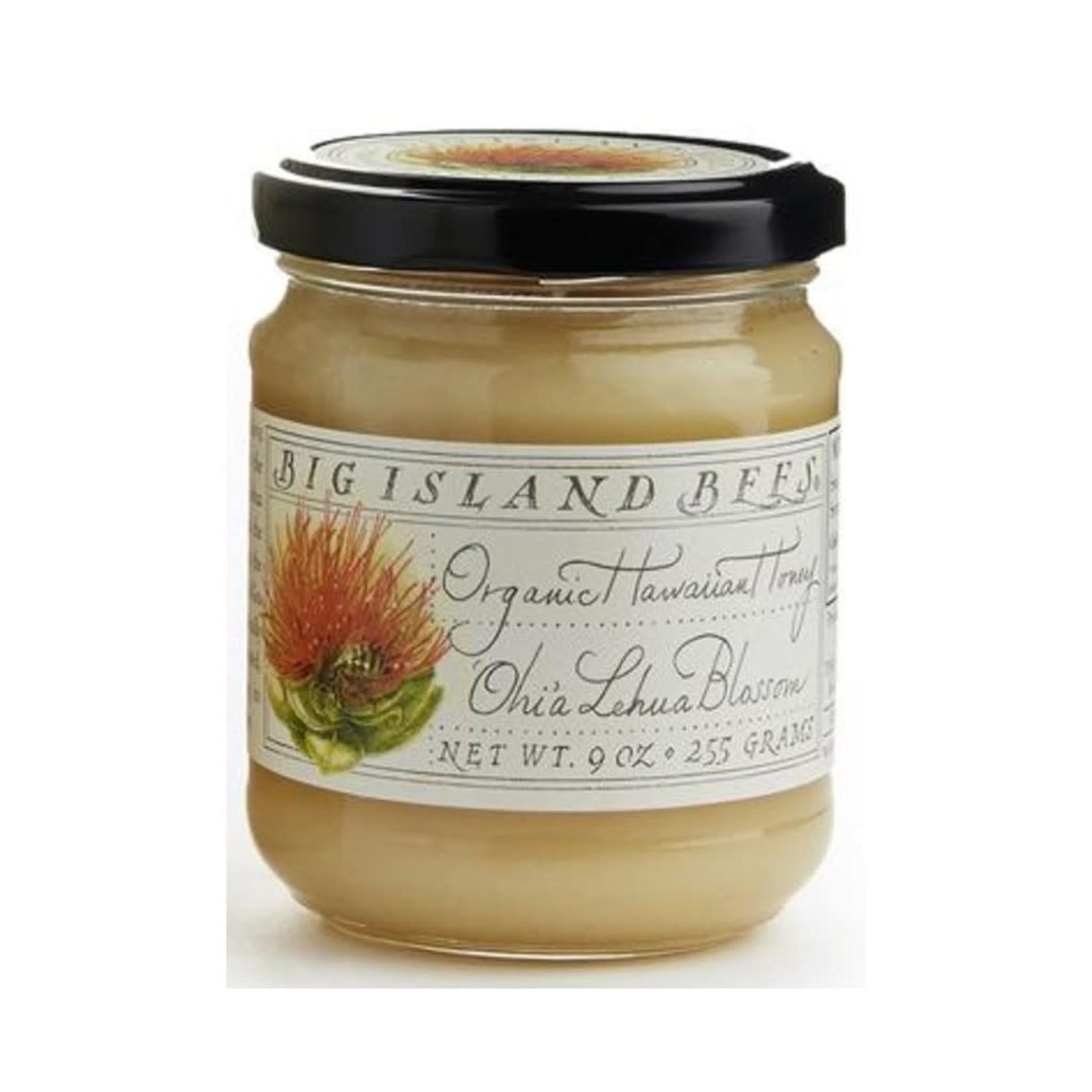 Big Island Bees Organic Lehua Honey, 9 oz.