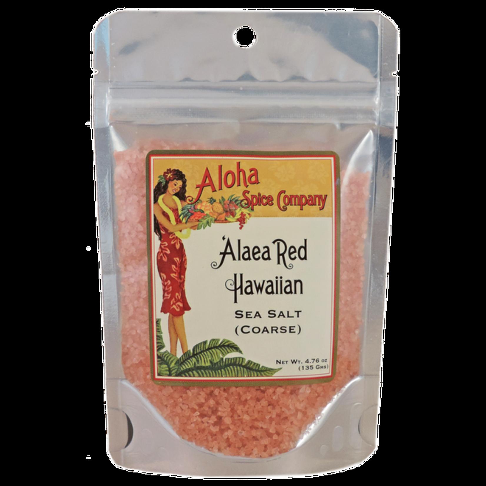 Aloha Spice Co. Aloha Red Coarse Salt Bag