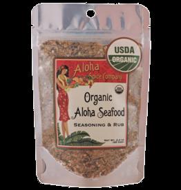Aloha Spice Co. Organic Aloha Seafood Seasoning Bag