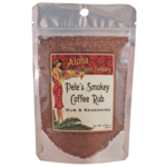 Aloha Spice Co. Pele's Smokey Coffee Rub
