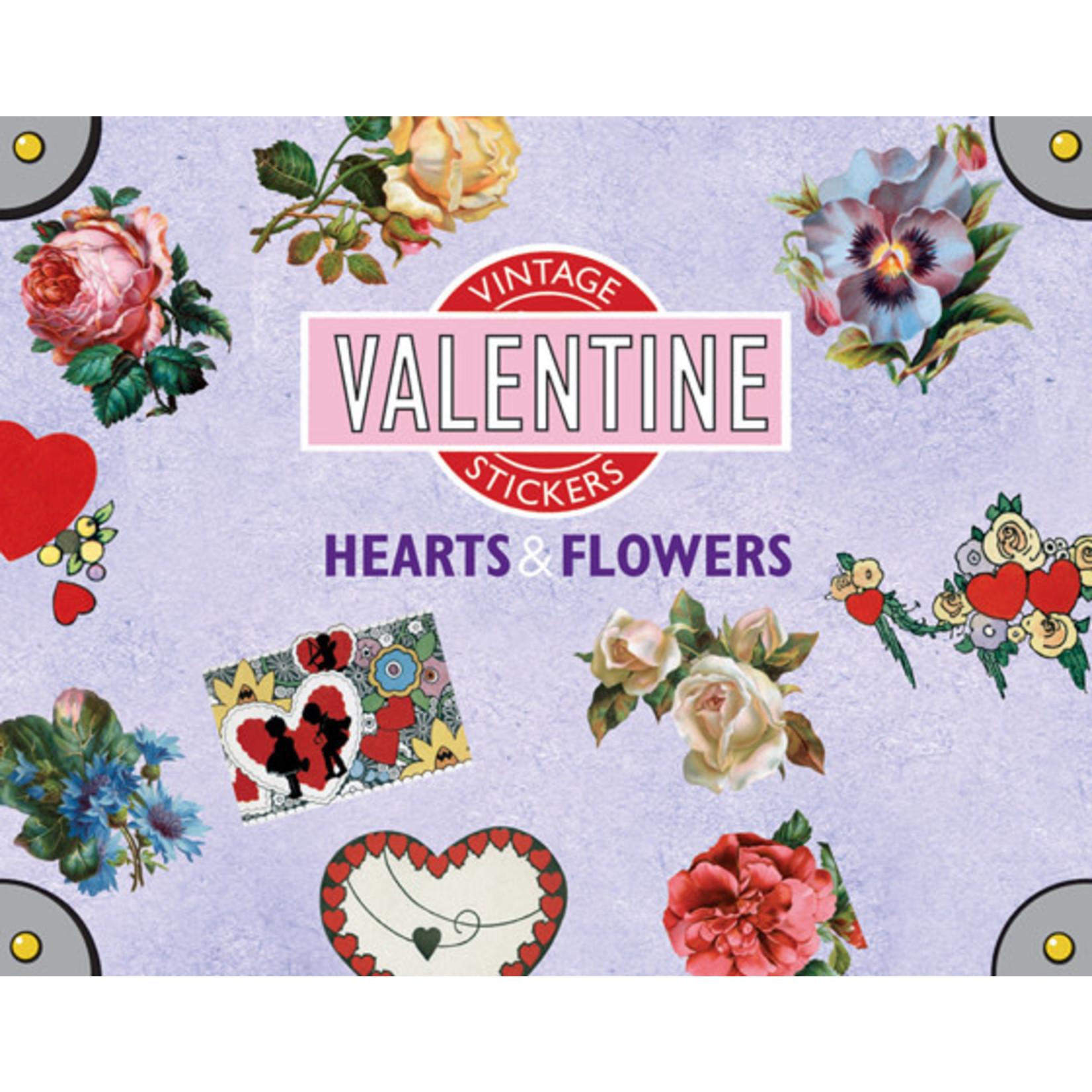 LAUGHING ELEPHANT Valentine Sticker Box