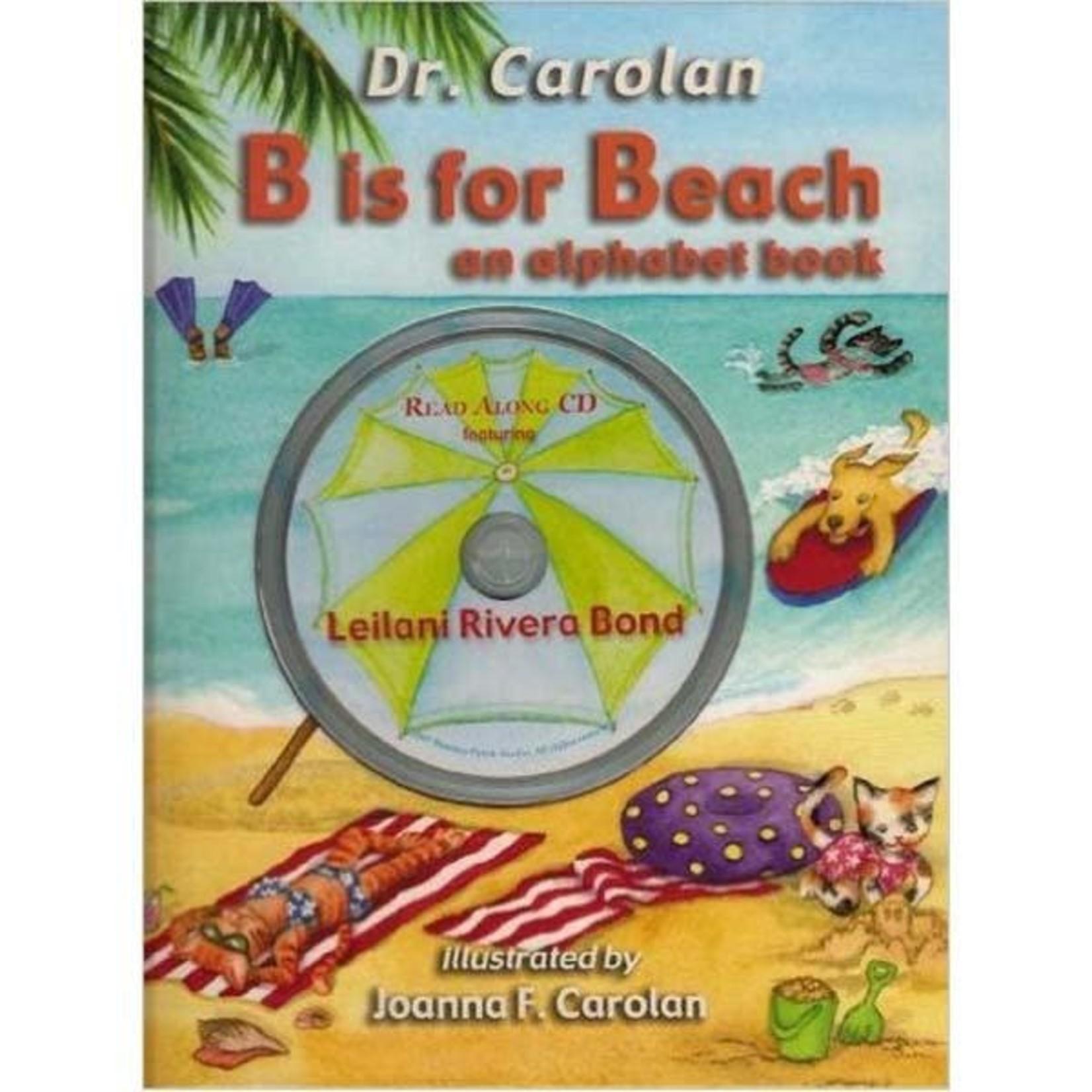 Banana Patch Studio B Is For Beach Book