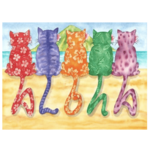 Banana Patch Studio Hawaii Greeting Card