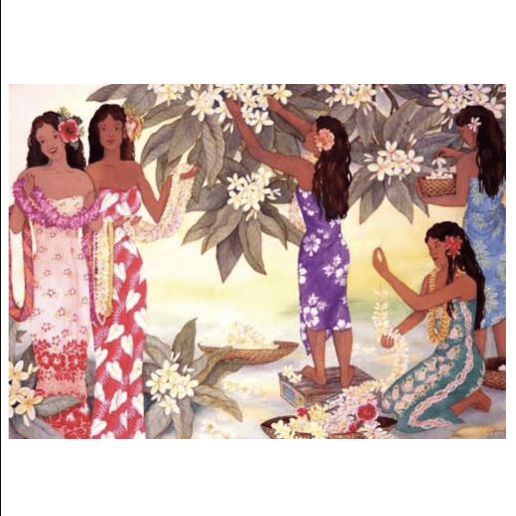 Banana Patch Studio Hawaii Greeting Card