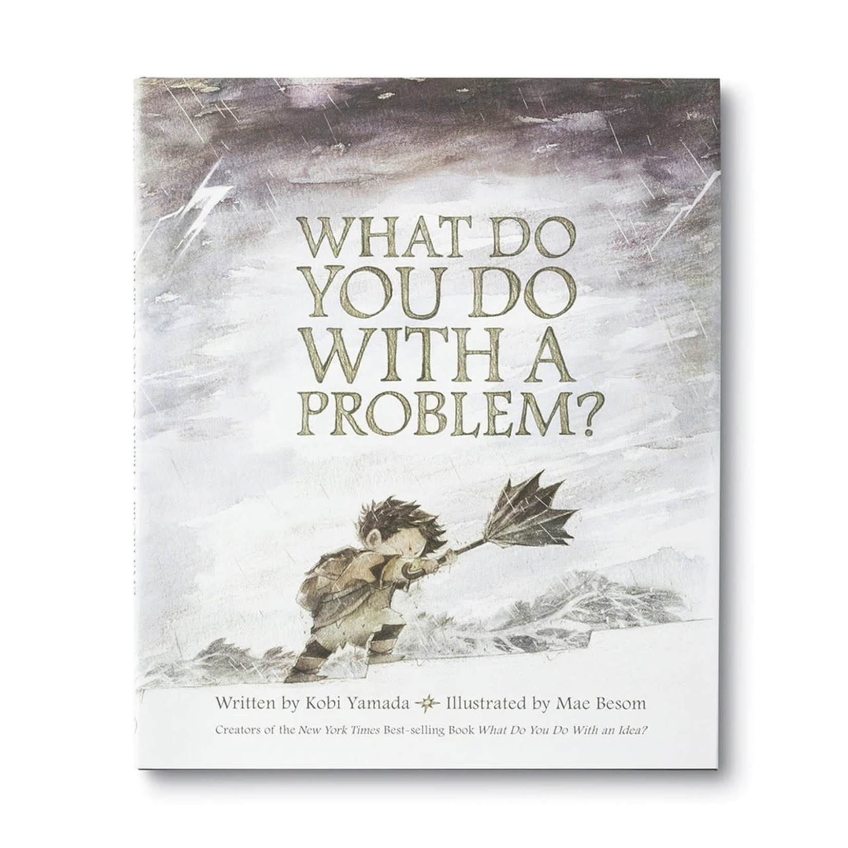 Compendium Book - What Do You Do With A Problem?