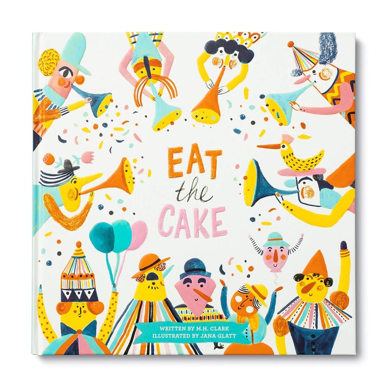 Compendium Book - Eat the Cake