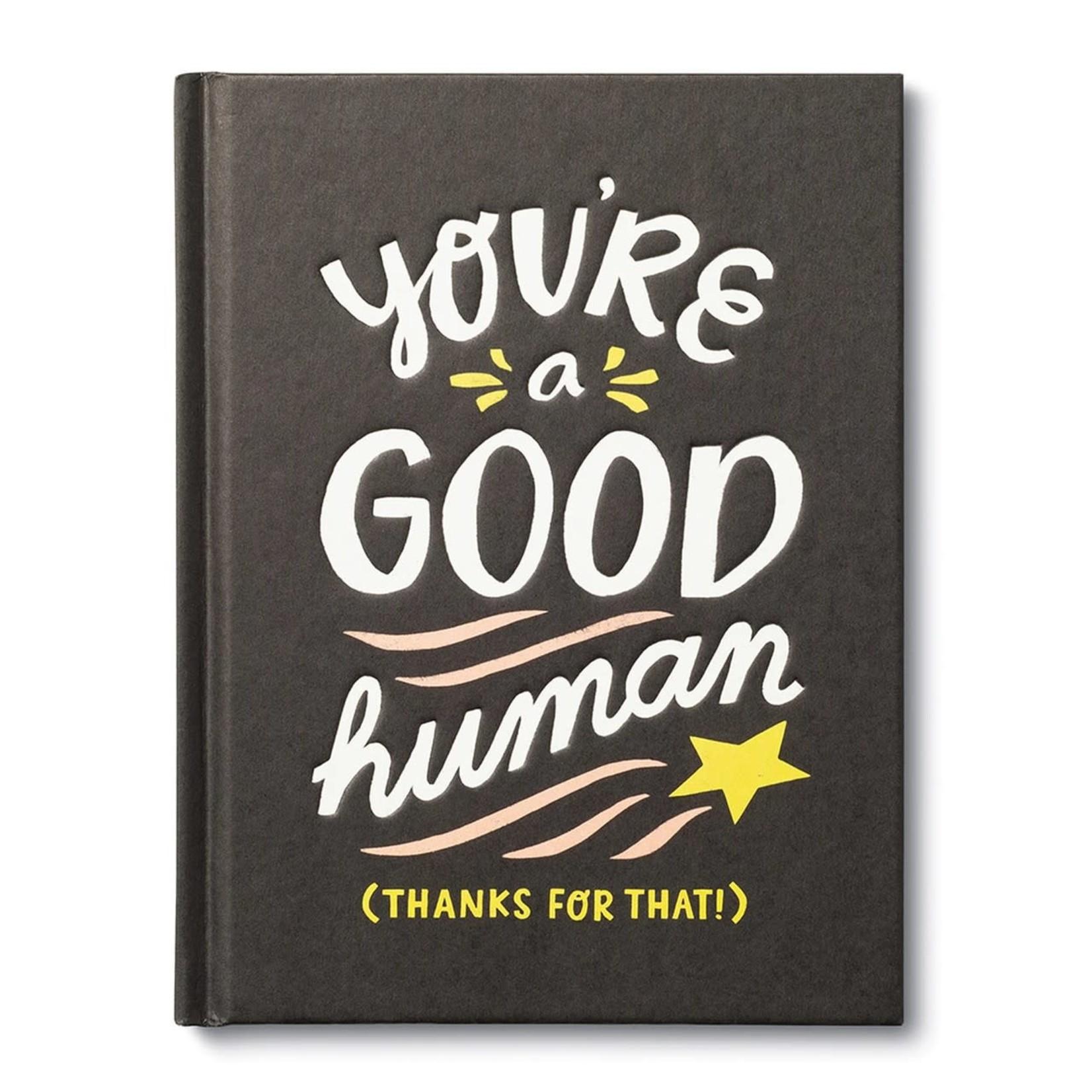 Compendium Book - You're a Good Human