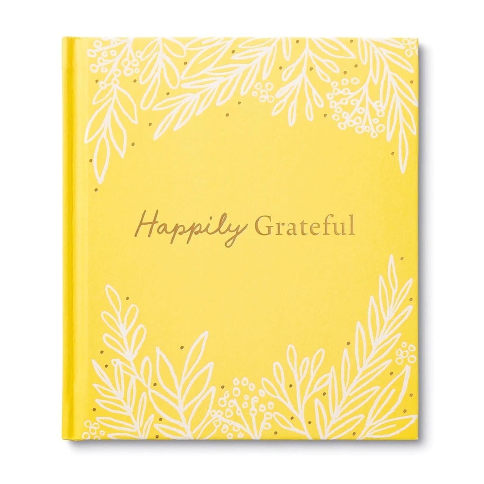 Compendium Book - Happily Grateful