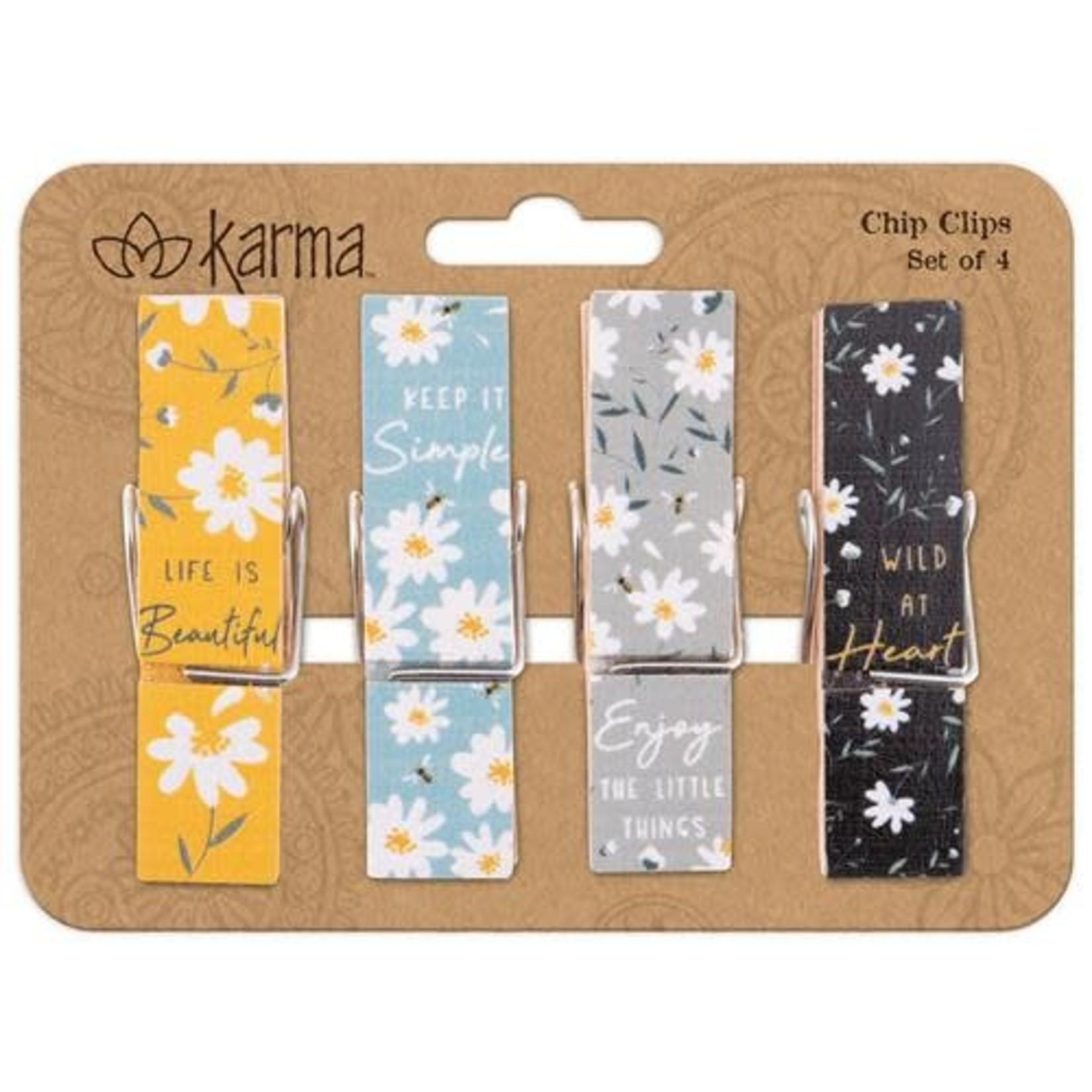 Karma Chip Clips