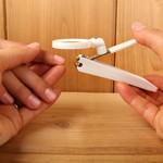 Kikkerland Magnifying Nail Clipper