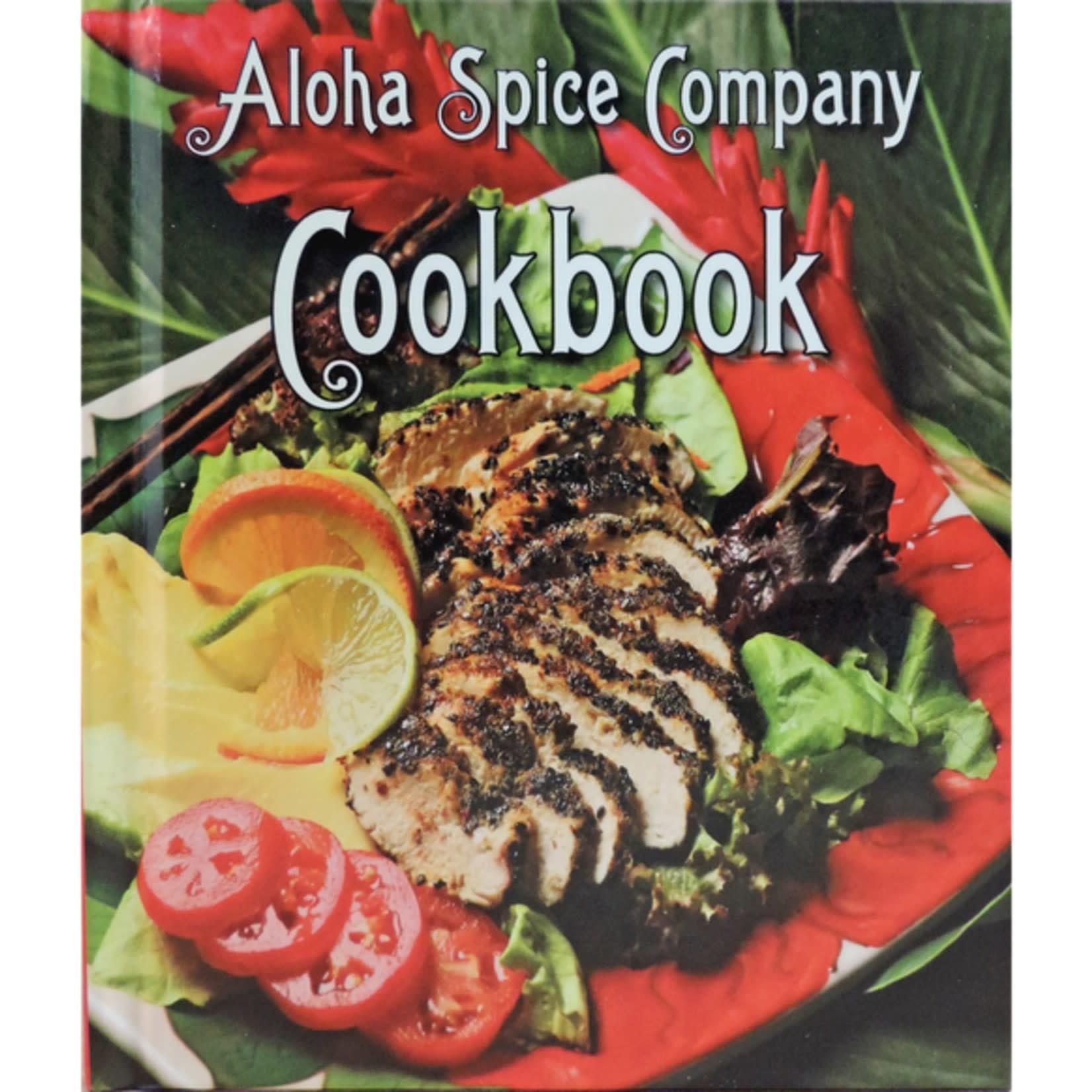 Aloha Spice Co. Aloha Spice Cookbook