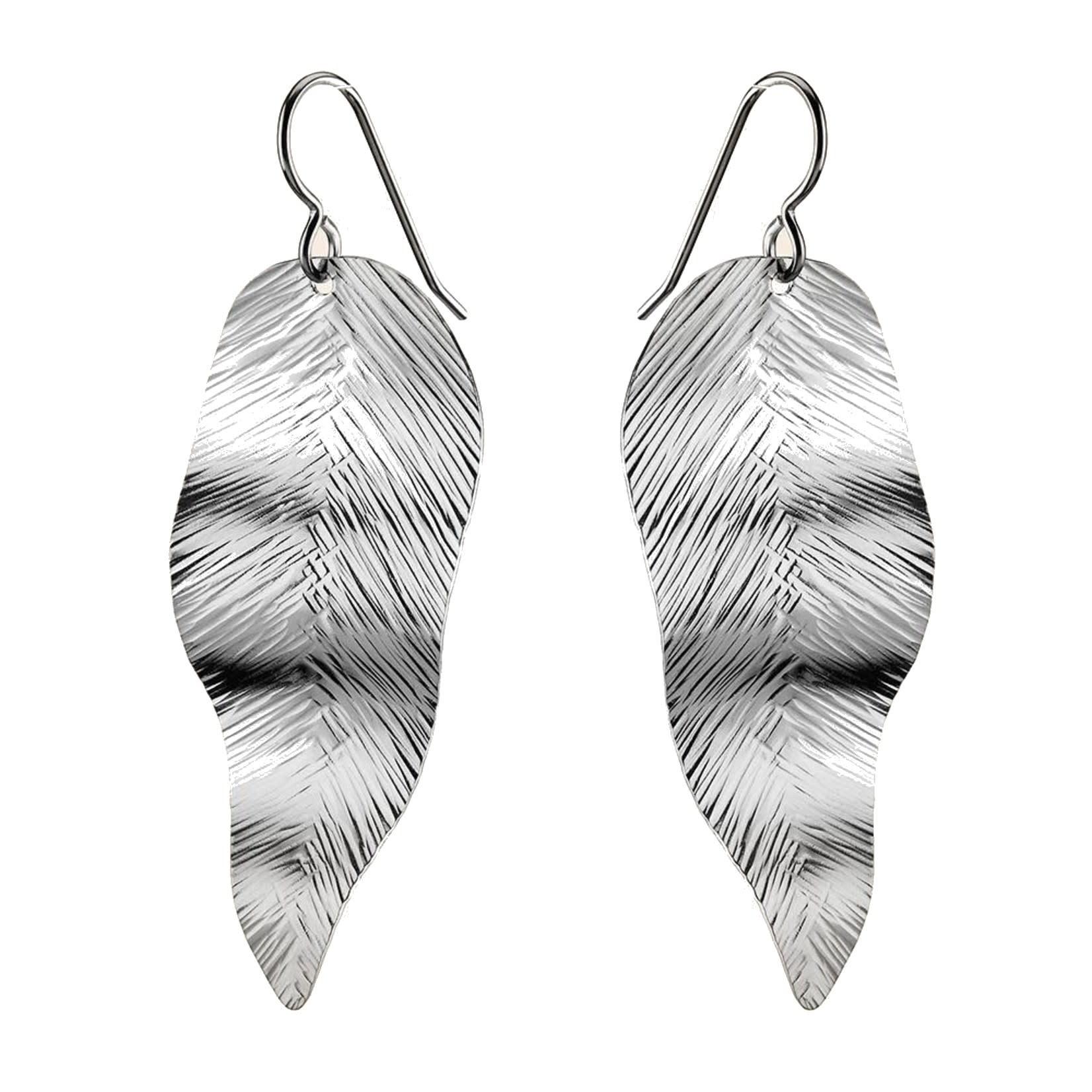 Lotus Jewelry Studio Fern Earrings