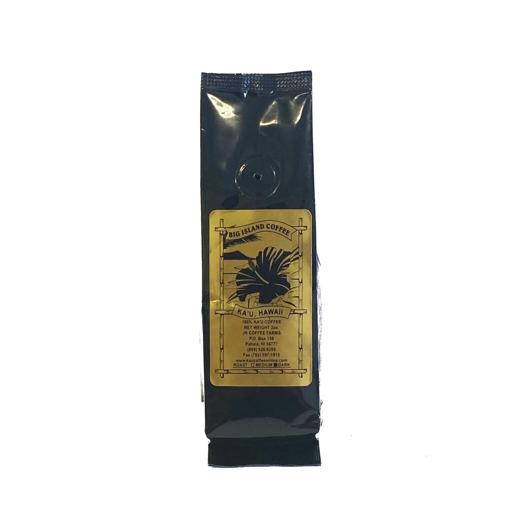 JN Coffee Farms Big Island 100% Kau Coffee