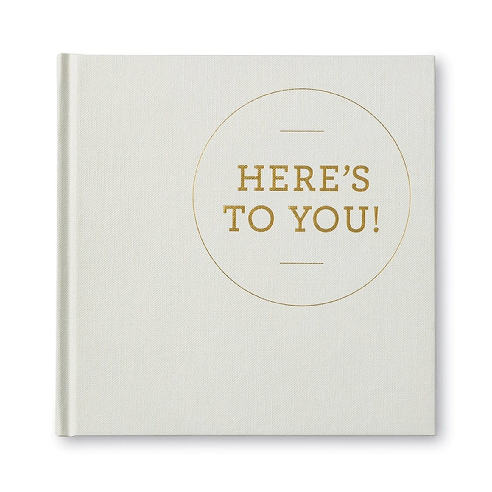 Compendium Book - Here's to You