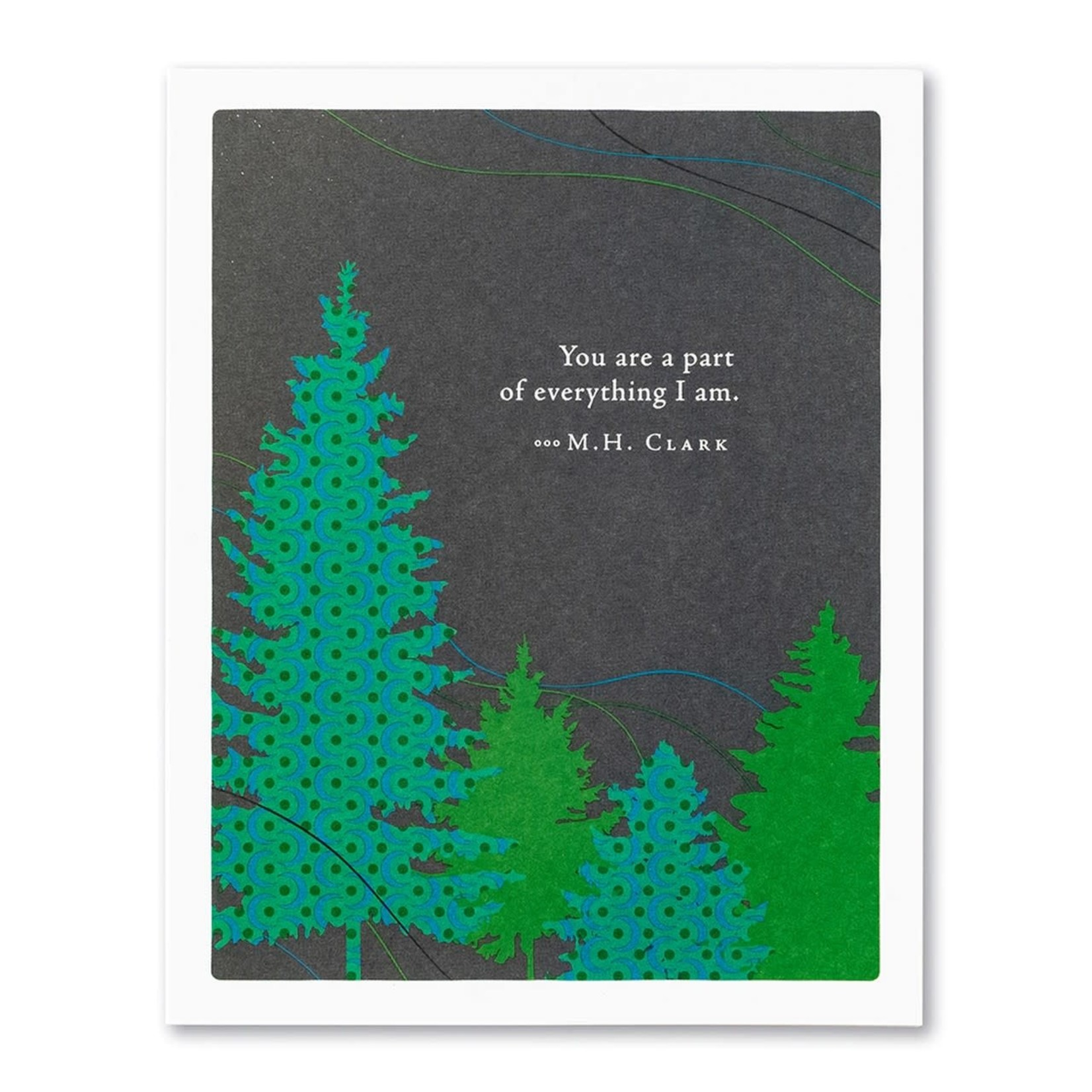 Positively Green PG Card Father's Day