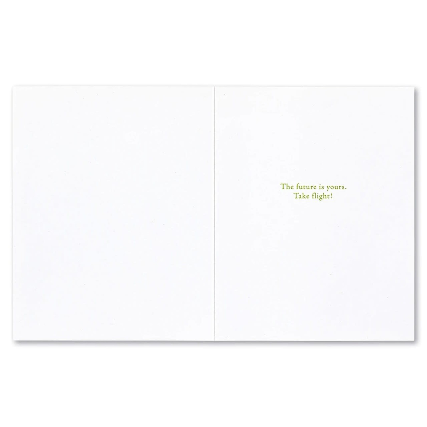 Positively Green PG Card Graduation