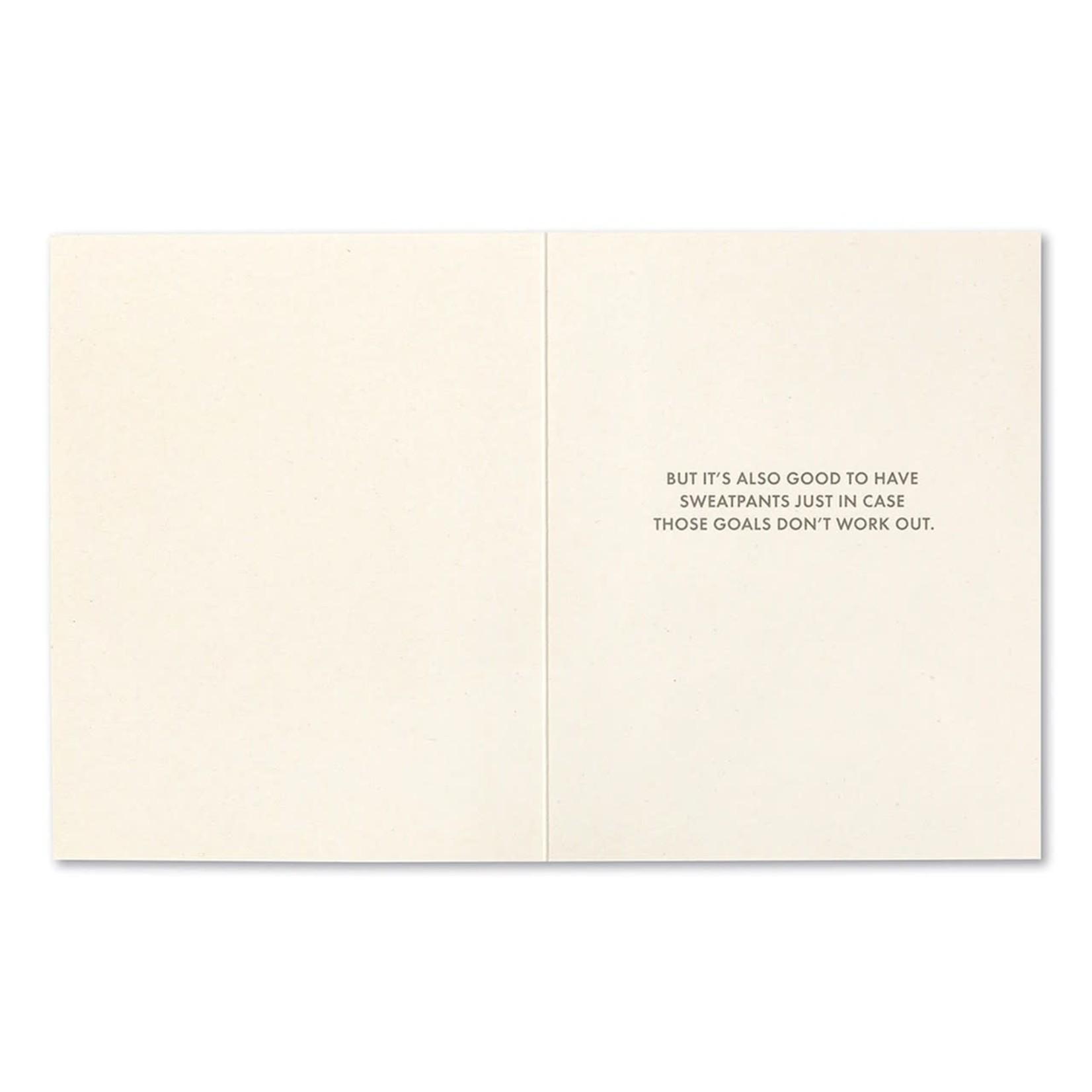 Frank & Funny F&F Card Encouragement