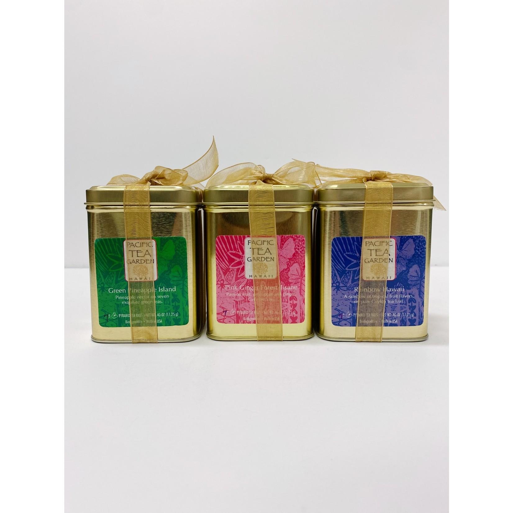 Pacific Tea Garden Tea in Tins