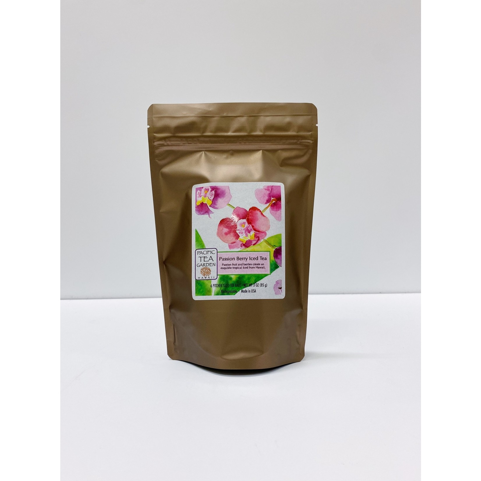 Pacific Tea Garden Passion Berry Tea in a Pouch