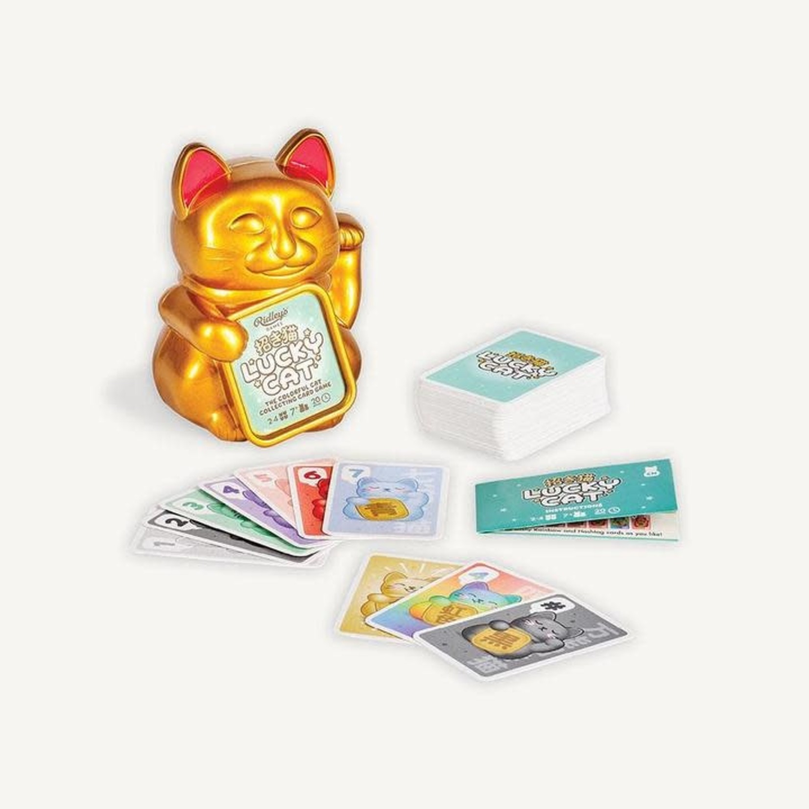 Ridley's Game Lucky Cat