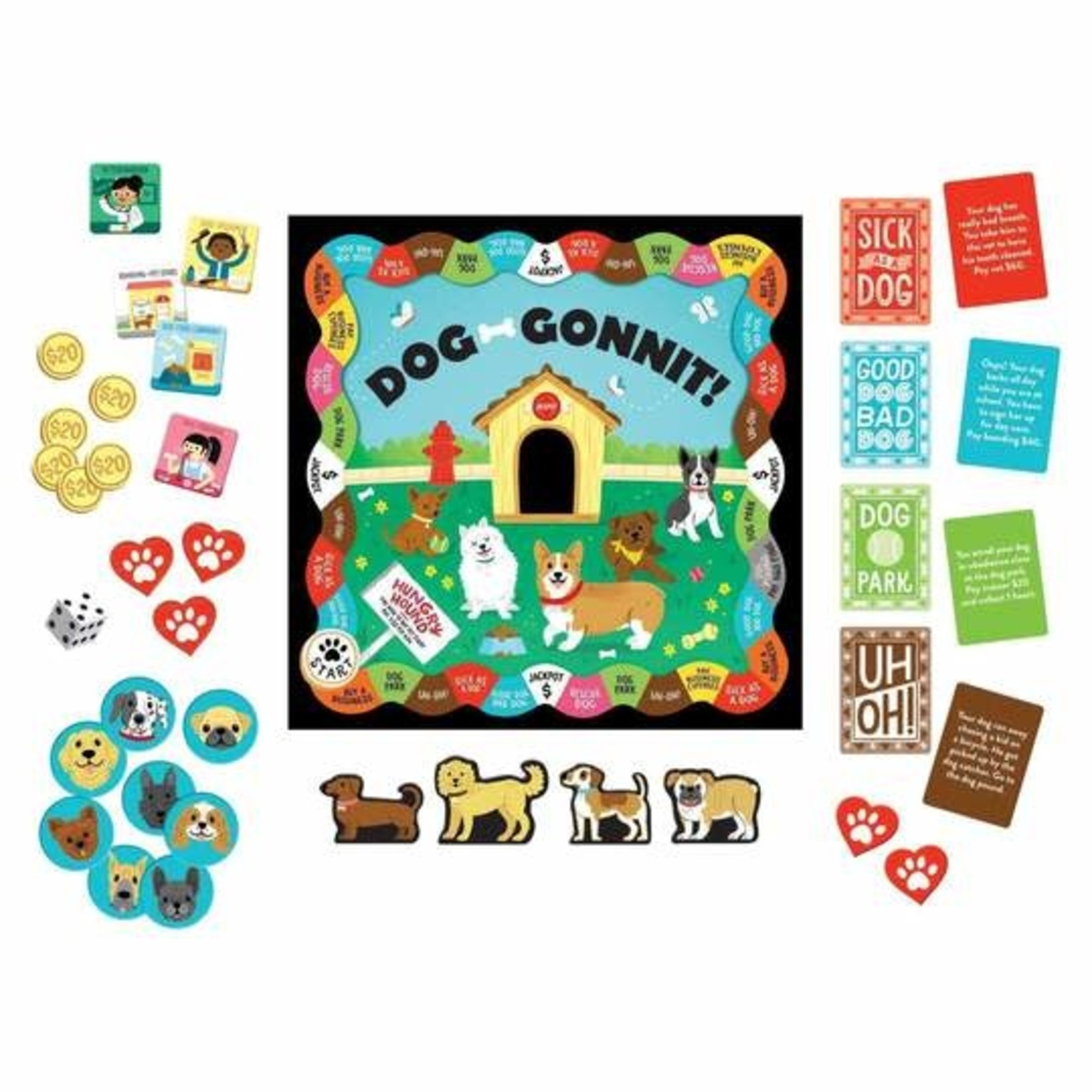 MudPuppy Game Board
