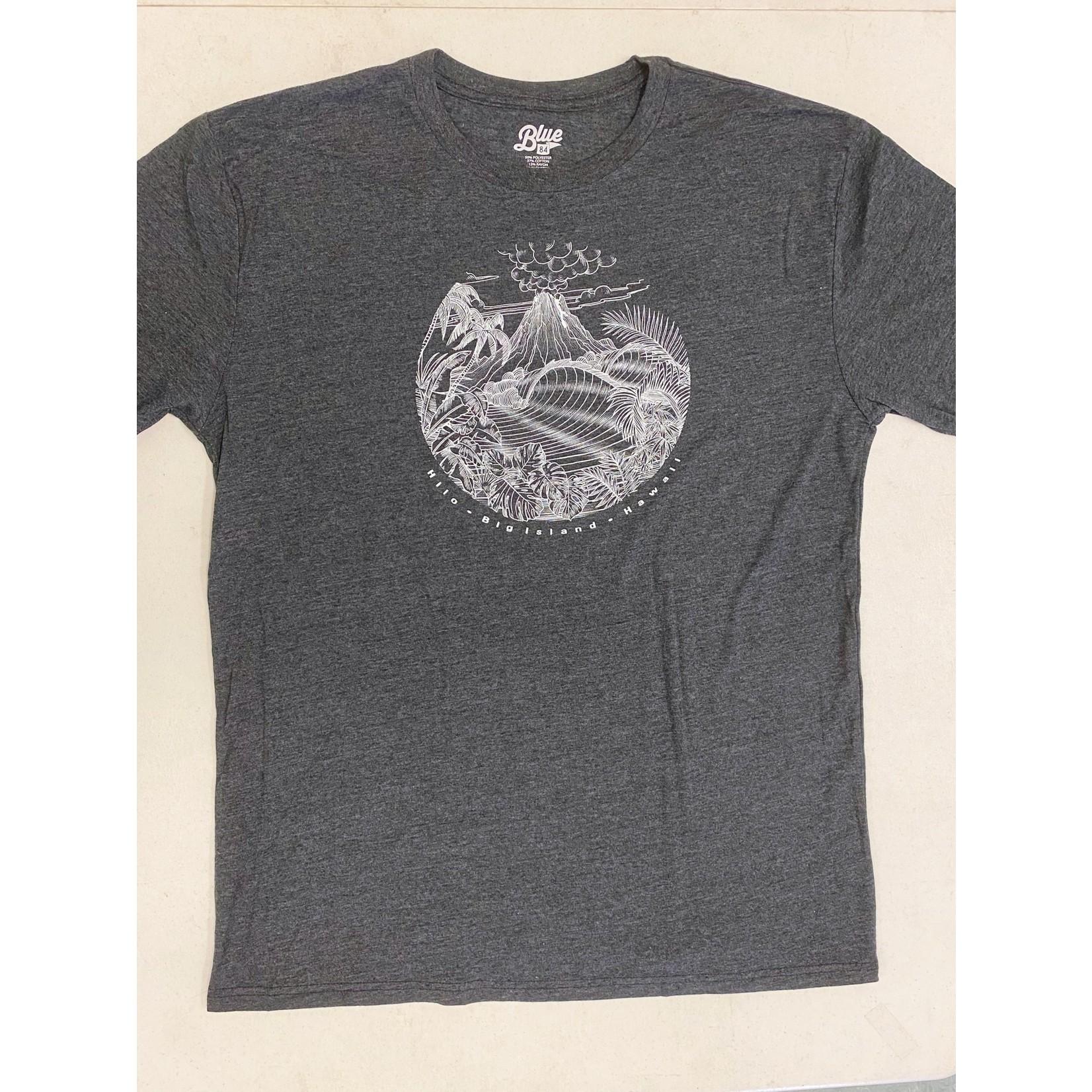 Blue 84 Night Moves Volcano MENS T-Shirt