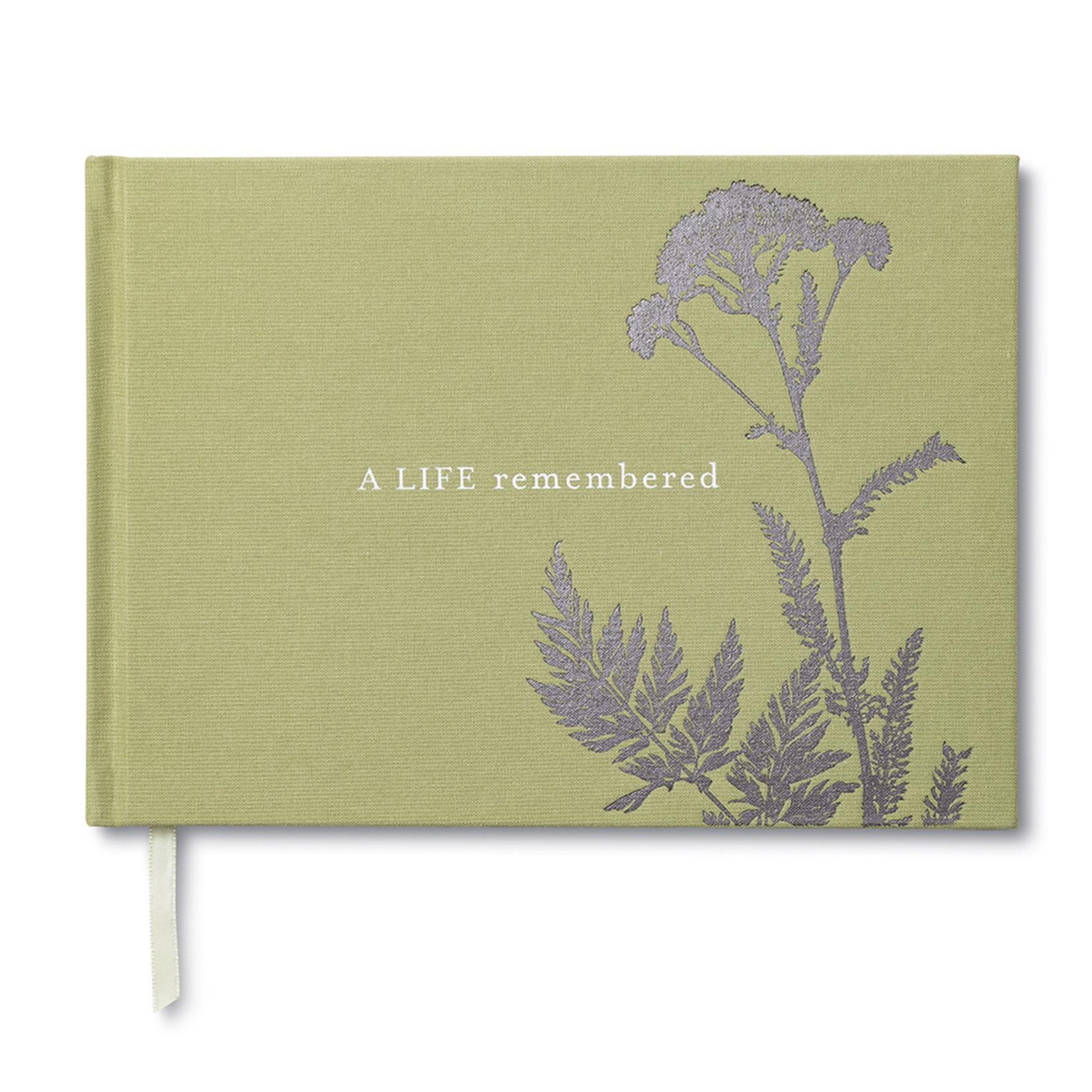 Compendium Guest Book -
