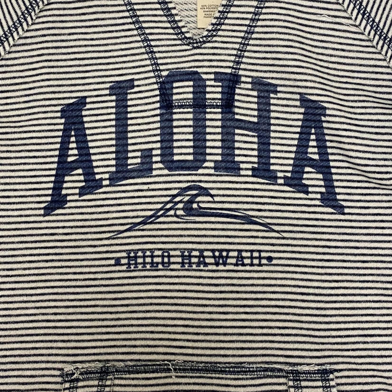 Blue 84 Ivy Seen This B4 Wave Aloha Terry VNck Hd