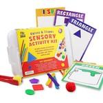 Doodle Hog Colors and Shapes Sensory Activity Kit