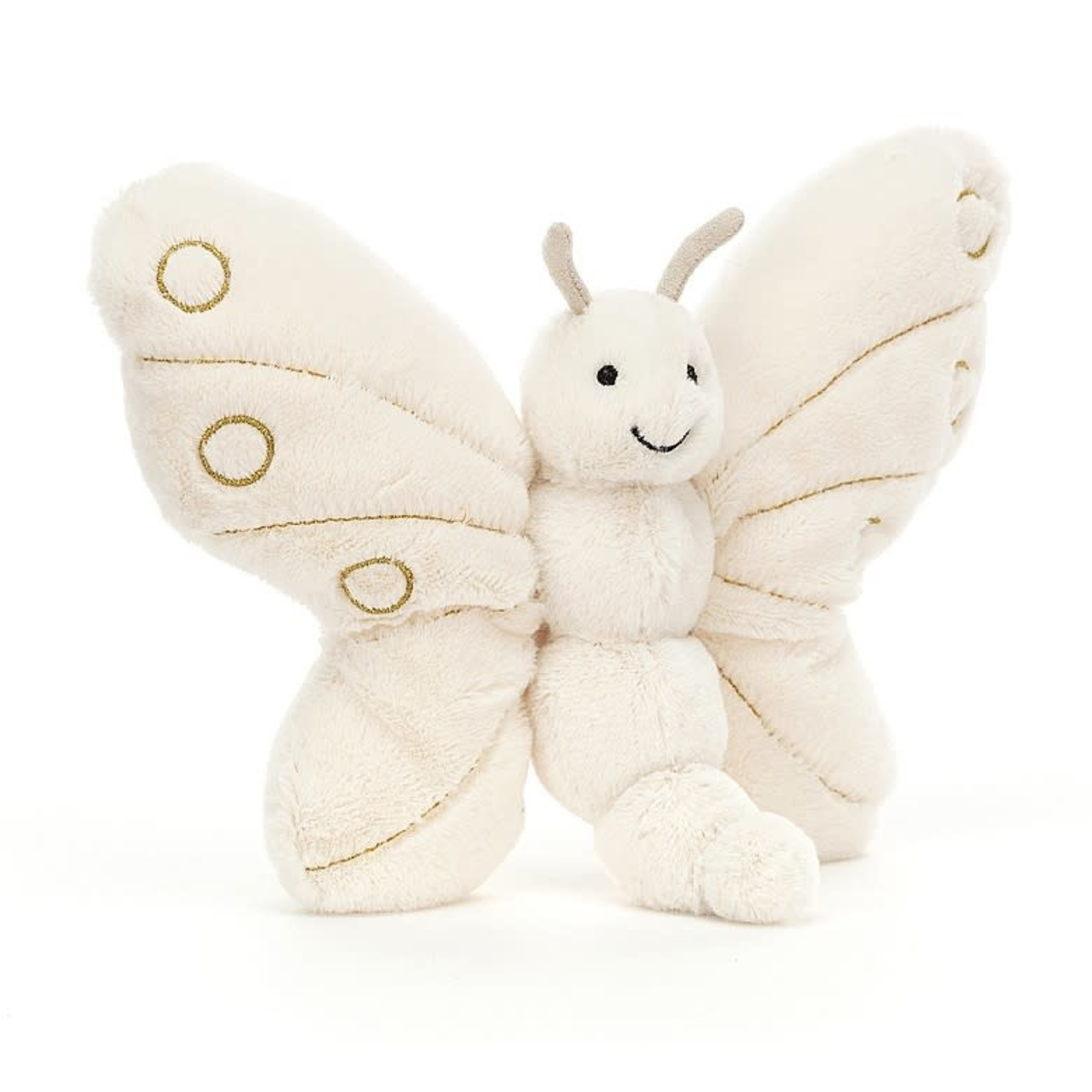 Jellycat Glistening Winter Butterfly