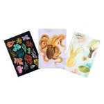 Simon & Schuster Art of Nature: Under the Sea Notebook Collection (Set of 3)